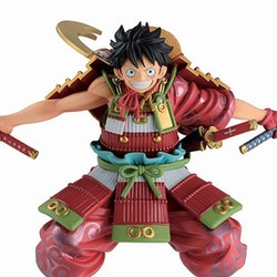 PRE-ORDER ETA 2021/3 - One Piece Armor Warrior Luffytaro Ichibansho Wano Kuni Vol.2