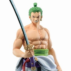 PRE-ORDER ETA 2021/3 - One Piece Zorojuro and Enma Ichibansho Wano Kuni Vol.2