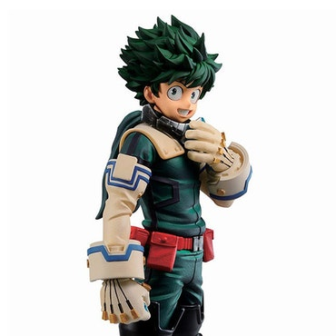 My Hero Academia Izuku Midoriya Ichibansho Let's Begin!