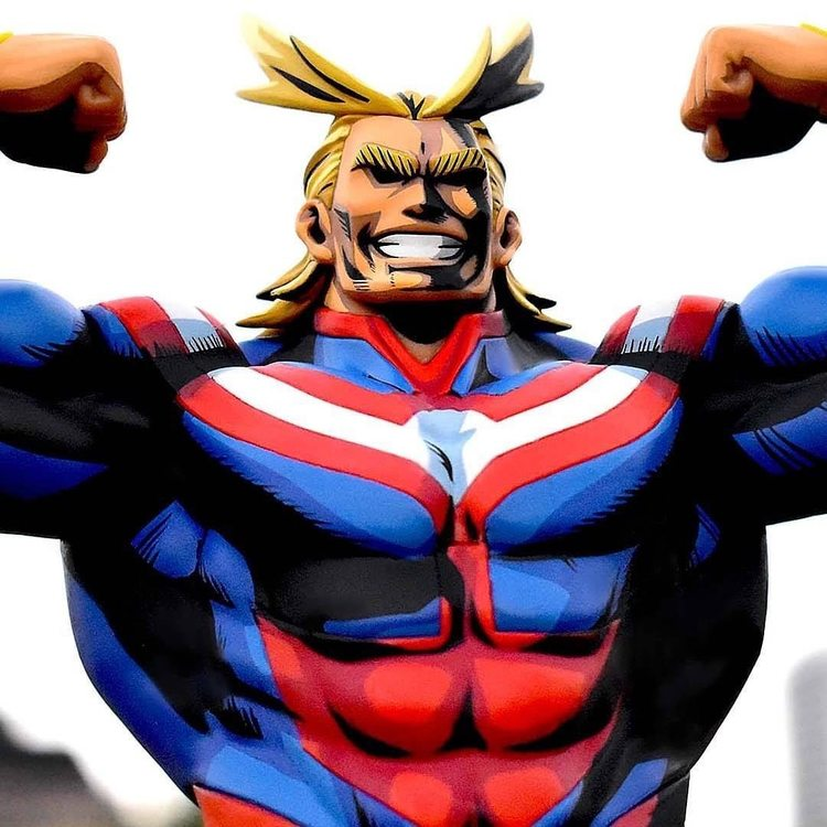 My Hero Academia, All Might, Grandista, Manga Dimensions