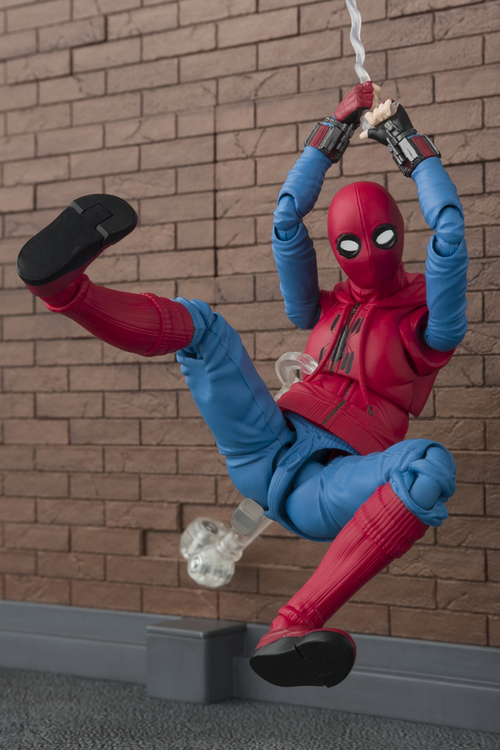 Spider Man Spider-Man: Homecoming S.H.Figuarts