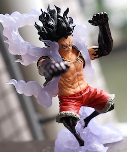 One Piece Monkey D. Luffy (Gear Fourth: Snakeman) King of Artist
