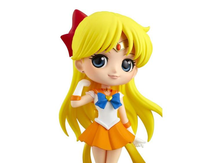 PRE-ORDER ETA 2021/4 - Sailor Moon Super Sailor Venus A Q Posket