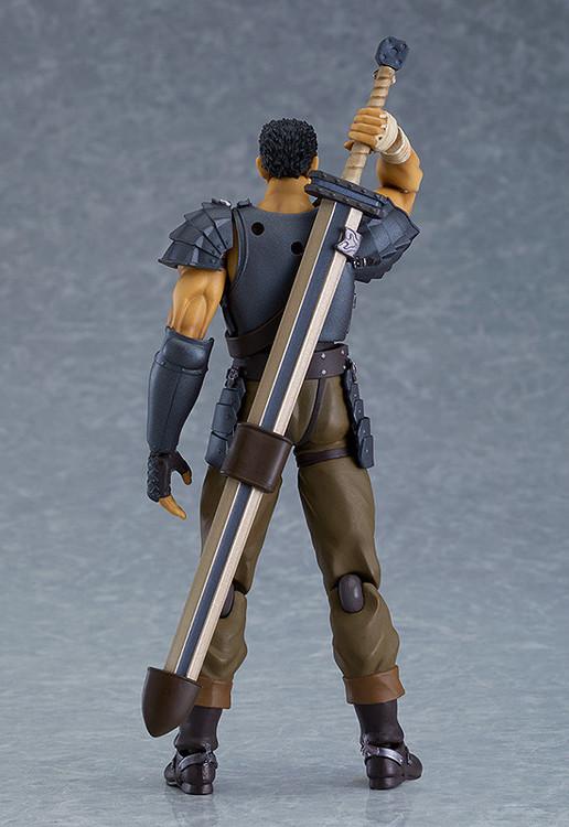 Berserk Guts: Band of the Hawk ver. Repaint Edition Figma