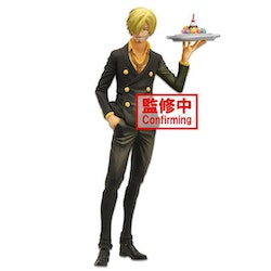 One Piece Sanji Grandista Nero