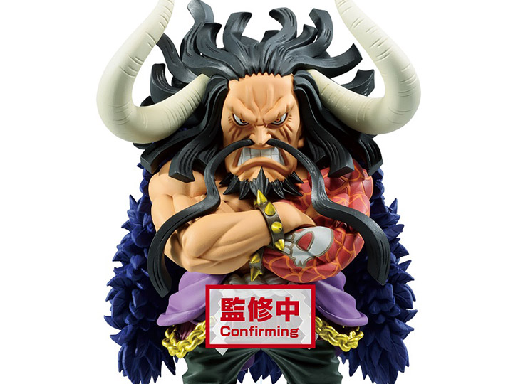 One Piece Kaido of the Beasts Mega WCF