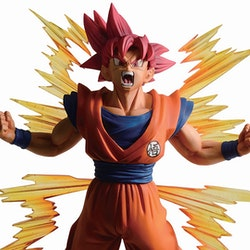 PRE-ORDER ETA 2021/5 - Dragon Ball Z SSG Goku Dokkan Battle 6th Anniversary