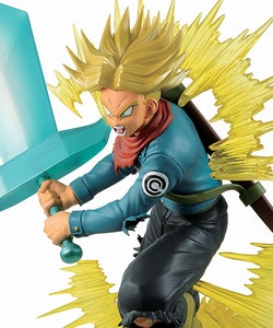 Dragon Ball Z Future Trunks Dokkan Battle 6th Anniversary