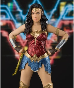 DC Comics Wonder Woman 1984 S.H.Figuarts
