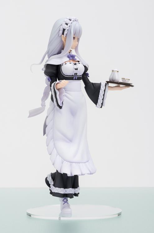 Re:Zero Emilia Rejoice That There's A Lady In Each Arm
