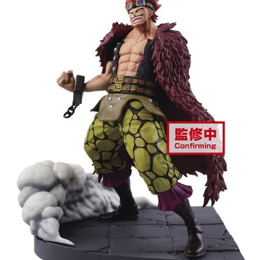 PRE-ORDER ETA 2021/5 - One Piece Eustass Kid Worst Generation Vol.2