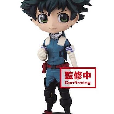 PRE-ORDER ETA 2021/5 - My Hero Academia Izuku Midoriya Q Posket