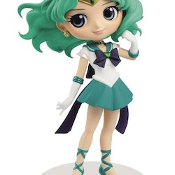 PRE-ORDER ETA 2021/5 - Sailor Moon Eternal Super Sailor Neptune Ver.A Q Posket