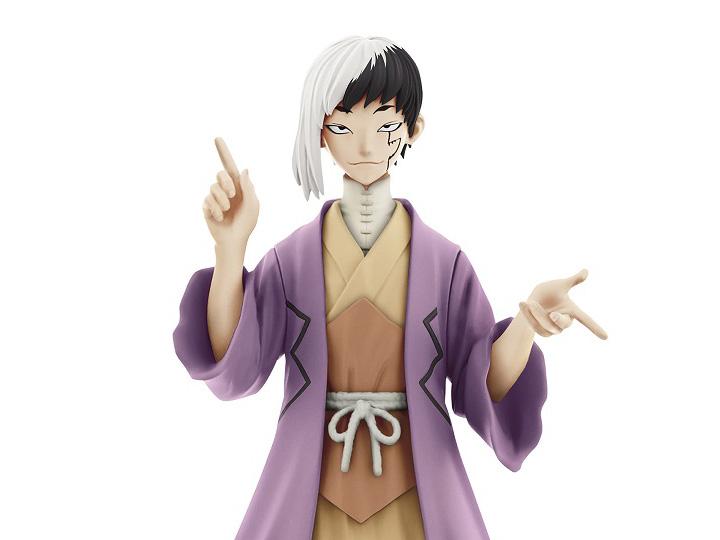 Dr. Stone Gen Asagiri Figure of Stone World