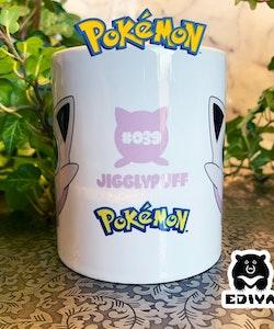 Pokémon Jigglypuff Mug 300ml