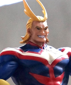 My Hero Academia All Might Age of Heroes