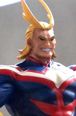 My Hero Academia, All Might, Age of Heroes