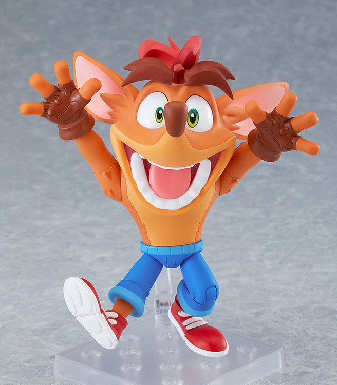 Crash Bandicoot™ 4: It's About Time Crash Bandicoot Nendoroid