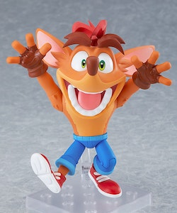 PRE-ORDER ETA 2021/7 - Crash Bandicoot™ 4: It's About Time Crash Bandicoot Nendoroid