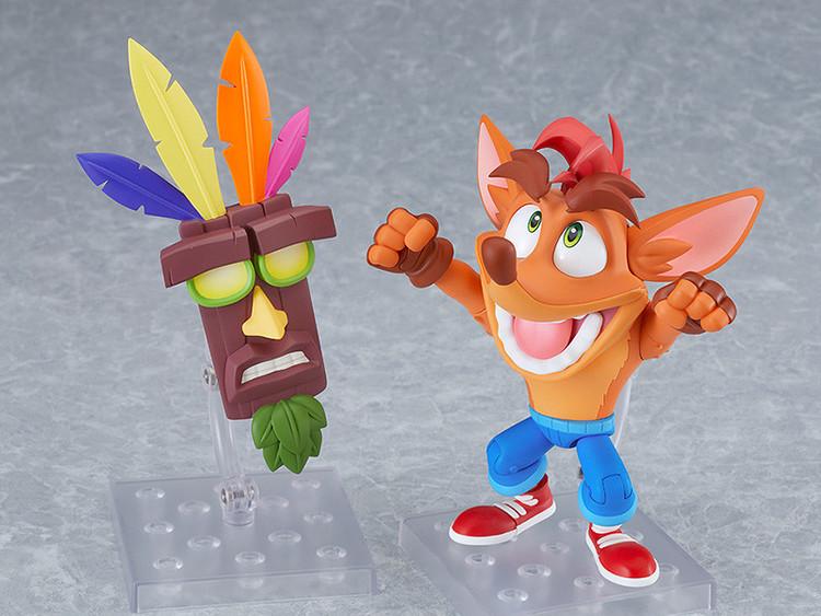 Crash Bandicoot™ 4: It's About Time Crash Bandicoot Nendoroid