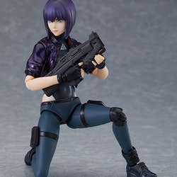 PRE-ORDER ETA 2021/8 - Ghost in the Shell: SAC_2045 Motoko Kusanagi Figma