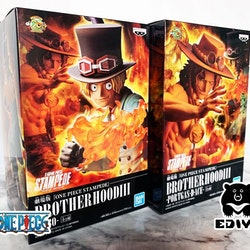 One Piece Sabo and Ace Figure Set BrotherhoodⅢ