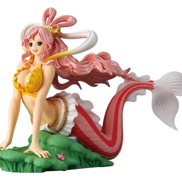One Piece Princess Shirahoshi Glitter & Glamours