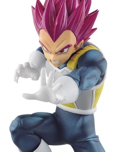 Dragon Ball SSG Vegeta Super Warrior II Vol.3