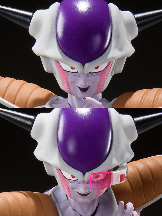 Dragon Ball Z Frieza First Form + Pod Set S.H.Figuarts