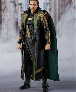 Marvel Loki Avengers S.H.Figuarts