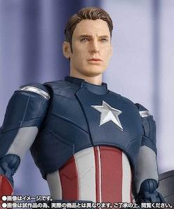 Marvel Captain America Avengers S.H.Figuarts