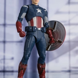 Marvel Avengers: End Game Captain America S.H.Figuarts
