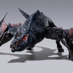 Monster Hunter Nargacuga S.H.MonsterArts