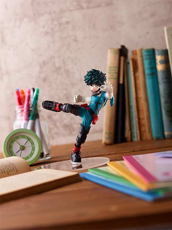 PRE-ORDER ETA 2021/5 - My Hero Academia Izuku Midoriya: Costume γ Ver. Pop Up Parade