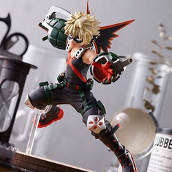 PRE-ORDER ETA 2021/5 - My Hero Academia Katsuki Bakugo: Hero Costume Ver. Pop Up Parade