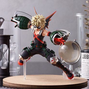 My Hero Academia Katsuki Bakugo: Hero Costume Ver. Pop Up Parade