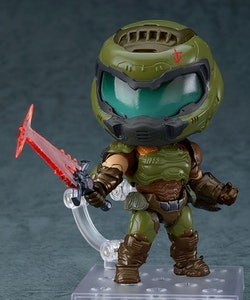 PRE-ORDER ETA 2021/7 - Doom Eternal Doom Slayer Nendorid