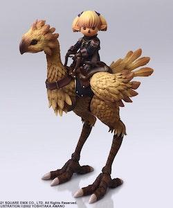 Final Fantasy XI Shantotto & Chocobo Set