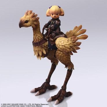PRE-ORDER ETA 2021/7 - Final Fantasy XI Shantotto & Chocobo Set