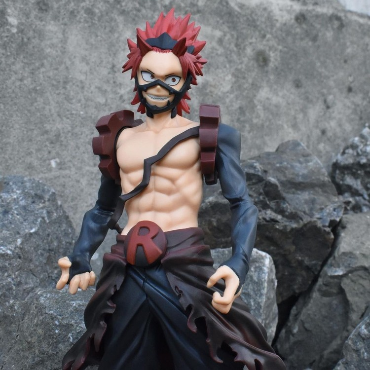 My Hero Academia Red Riot Age of Heroes
