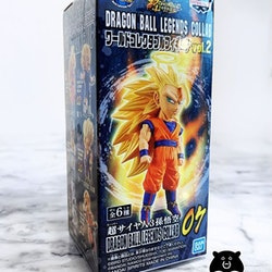 Dragon Ball, Super Saiyan 3 Goku, WCF, Legends Collab vol.2