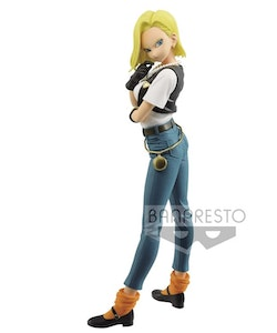 Dragon Ball Z Android 18-III (Ver.A) Glitter & Glamours