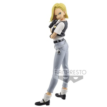 Dragon Ball Z Android 18-III (Ver.B) Glitter & Glamours