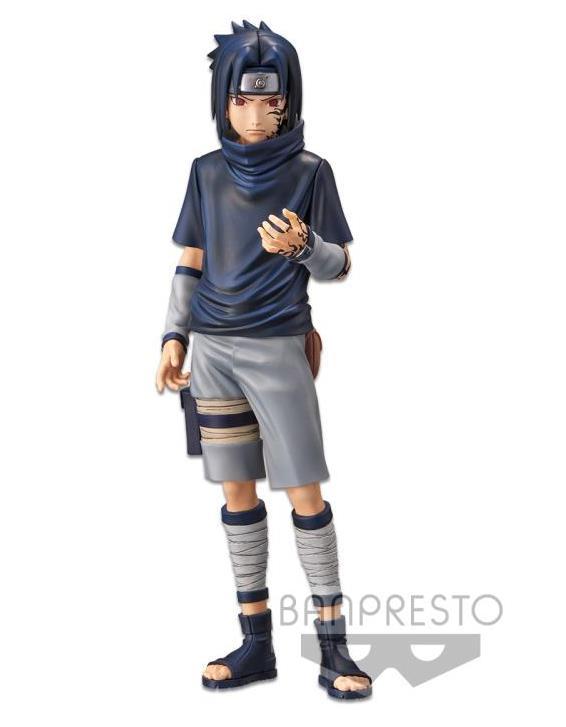 Naruto Shippuden Uchiha Sasuke Ver.II Grandista Nero