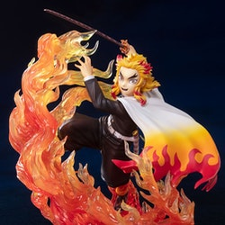 Demon Slayer: Kimetsu no Yaiba Kyojuro Rengoku Flame Breathing Figuarts ZERO
