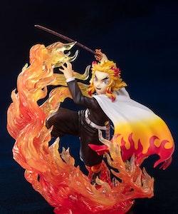 Demon Slayer: Kimetsu no Yaiba Kyojuro Rengoku Flame Breathing Figuarts ZERO