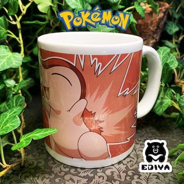 Pokémon Cyndaquil Mug 300ml