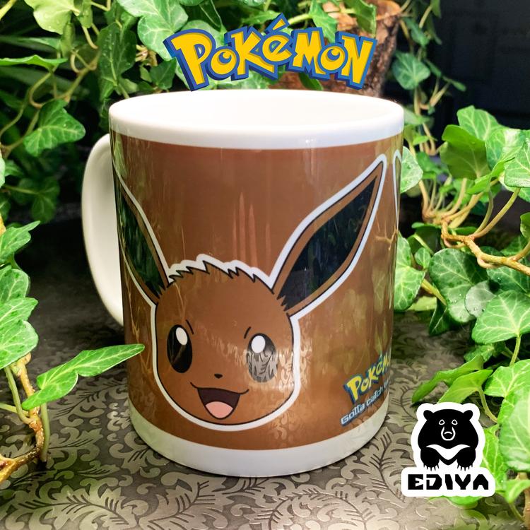Pokémon Eevee Mug 300ml