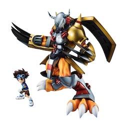 Digimon Wargreymon & Taichi Precious G.E.M.