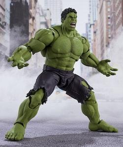 Marvel Avengers Assemble Hulk S.H.Figuarts